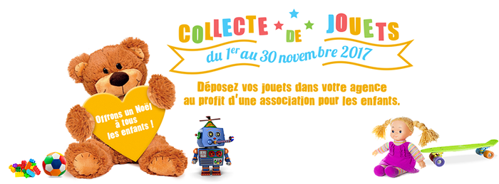 L Operation Jouets 2017 A Debute Hier Century 21 Cd Immo